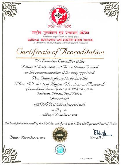 Bharath University - Top University In India